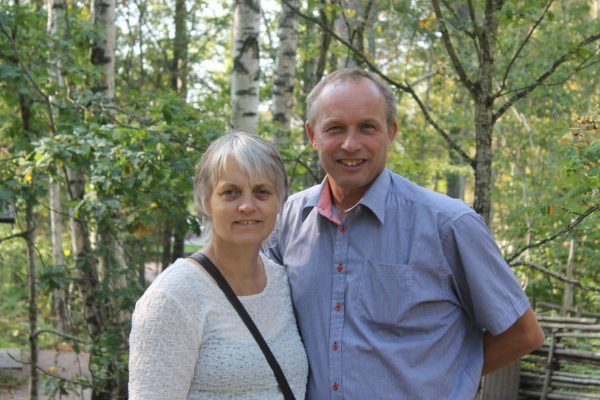 Gitte og Niels Henrik
